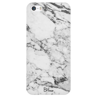 Marble White iPhone SE/5S Tok