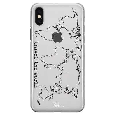 Travel The World iPhone X/XS Tok