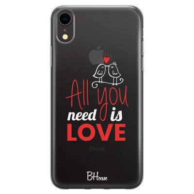 All You Need Is Love iPhone XR Tok