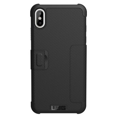 UAG Metropolis Black Book iPhone XS Max Tok