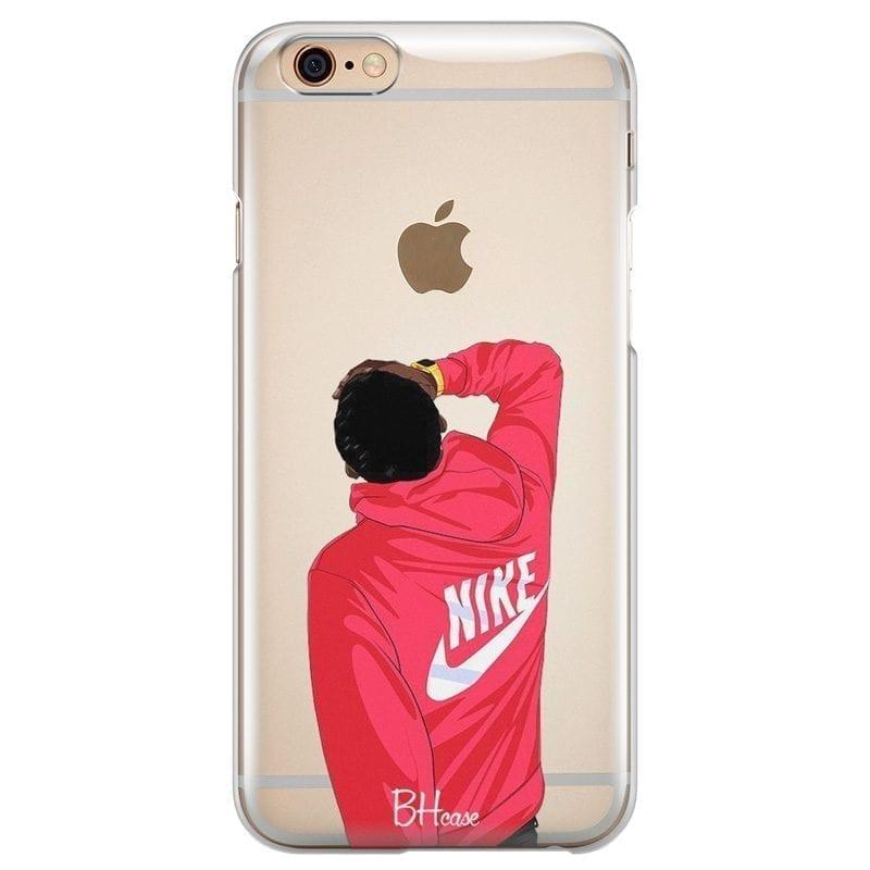 los angeles 94523 c3044 Back Boy Nike Case iPhone 6 Plus/6S Plus
