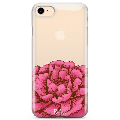 Peony Pink iPhone 8/7/SE 2 2020 Tok