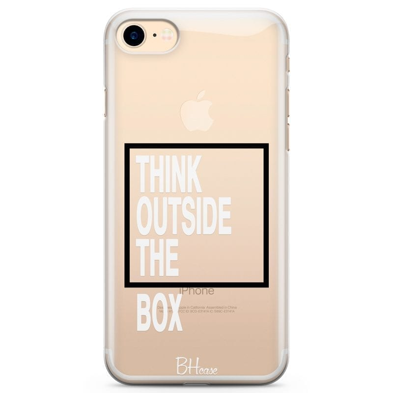 Think Outside The Box iPhone 8/7/SE 2 2020 Tok