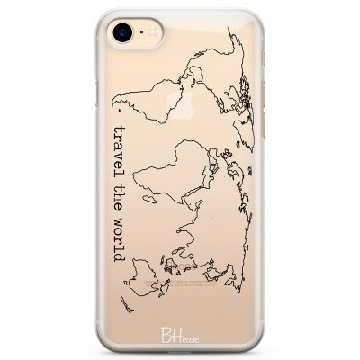 Travel The World iPhone 8/7/SE 2 2020 Tok