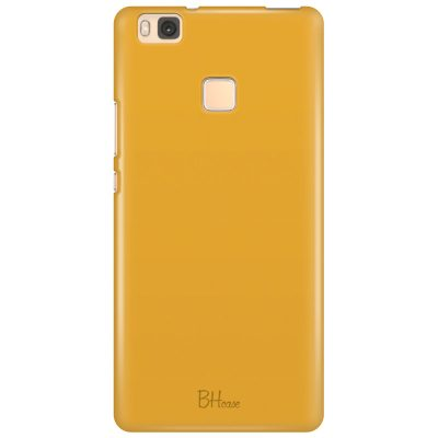 Honey Yellow Color Huawei P9 Lite Tok