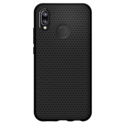 Spigen Liquid Air Black Huawei P20 Lite Tok