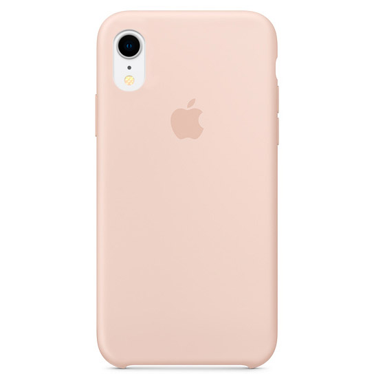Apple Pink Sand Silicone iPhone XR Tok