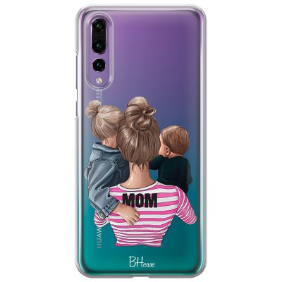 Mom Of Boy And Girl Huawei P20 Pro Tok