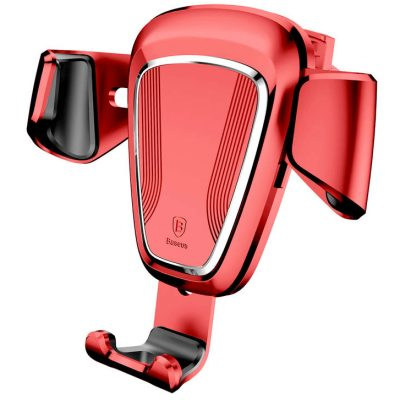 Baseus Gravity Car Mount Red