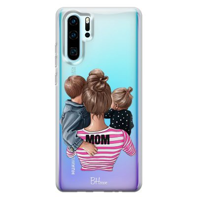 Mom Of Girl And Boy Huawei P30 Pro Tok