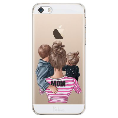 Mom Of Girl And Boy iPhone SE/5S Tok