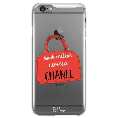 Munka Nélkül Nem Lesz Chanel iPhone 6 Plus/6S Plus Tok