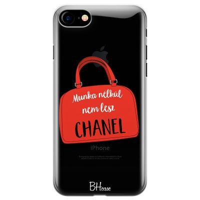 Munka Nélkül Nem Lesz Chanel iPhone 7/8 Tok