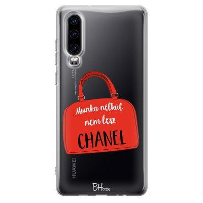 Munka Nélkül Nem Lesz Chanel Huawei P30 Tok