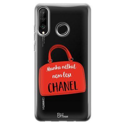 Munka Nélkül Nem Lesz Chanel Huawei P30 Lite Tok