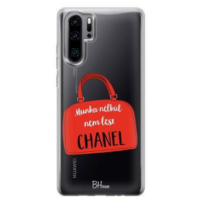 Munka Nélkül Nem Lesz Chanel Huawei P30 Pro Tok