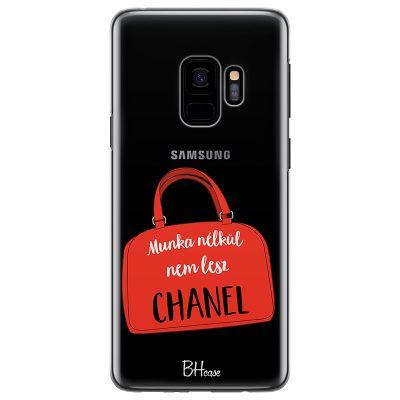 Munka Nélkül Nem Lesz Chanel Samsung S9 Tok