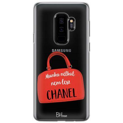 Munka Nélkül Nem Lesz Chanel Samsung S9 Plus Tok
