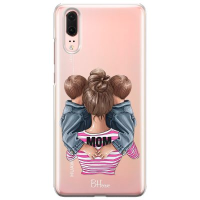 Mom Of Boy Twins Huawei P20 Tok