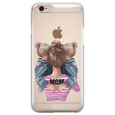 Mom Of Girl Twins iPhone 6/6S Tok