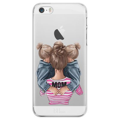 Mom Of Girl Twins iPhone SE/5S Tok