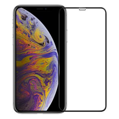 Full 3D Tempered Glass Black iPhone 11 Pro