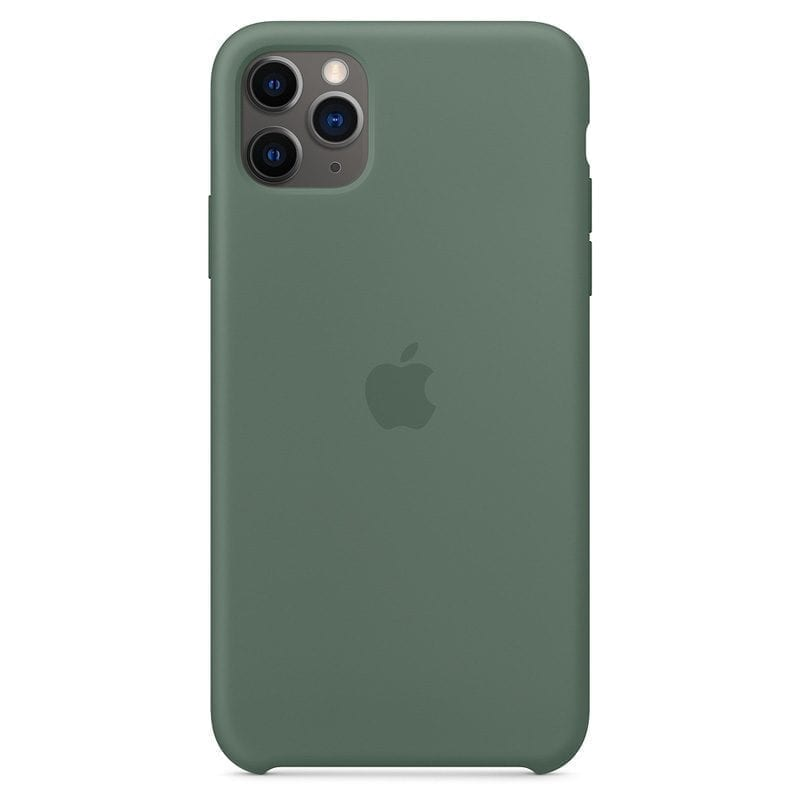 Apple Pine Green Silicone iPhone 11 Pro Tok