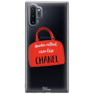 Munka Nélkül Nem Lesz Chanel Samsung Note 10 Plus Tok