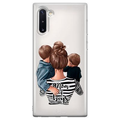 Mom of Boys Samsung Note 10 Tok