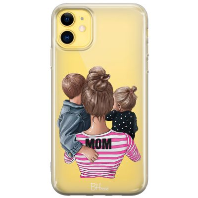 Mom Of Girl And Boy iPhone 11 Tok