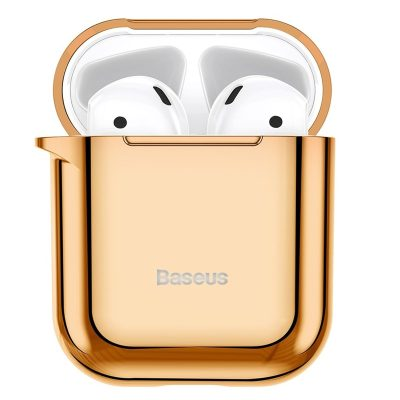 Baseus AirPods Shining Hook Case Gold