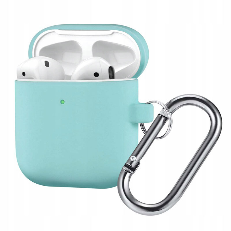 Silicone Protective Tok For Airpods Mint Green