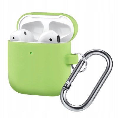 Silicone Protective Tok For Airpods Spearmint