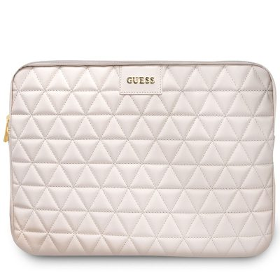 "Guess Quilted Tok Notebook 13"" Pink"
