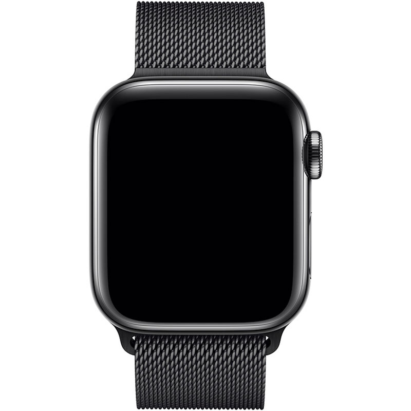 Loop Szíj Apple Watch 42/44mm Black
