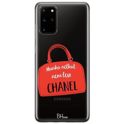 Munka Nélkül Nem Lesz Chanel Samsung S20 Plus Tok