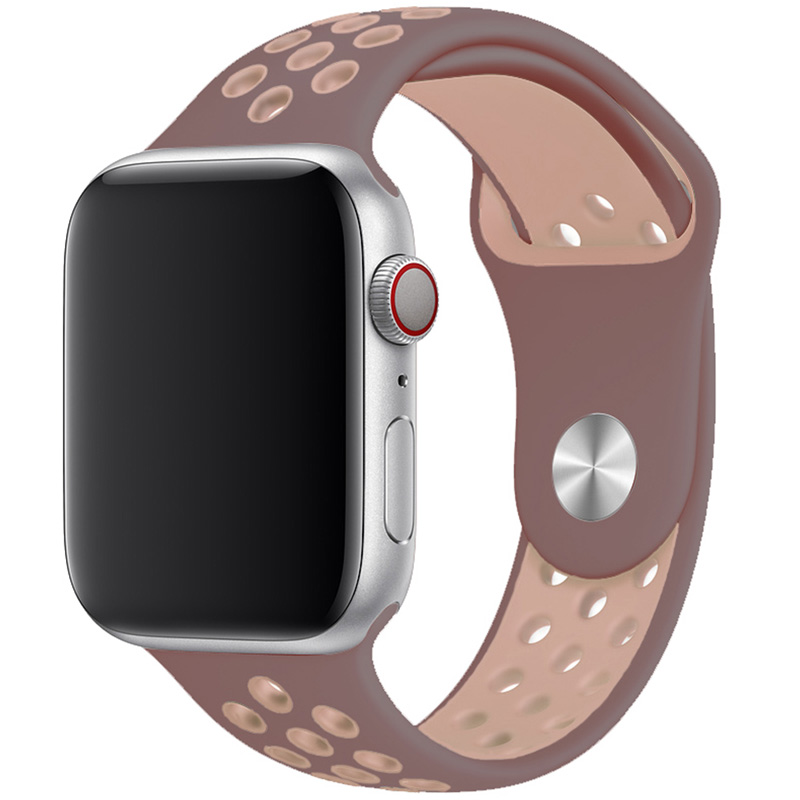 Sport Szíj Apple Watch 42/44mm Smokey/Mauve Large