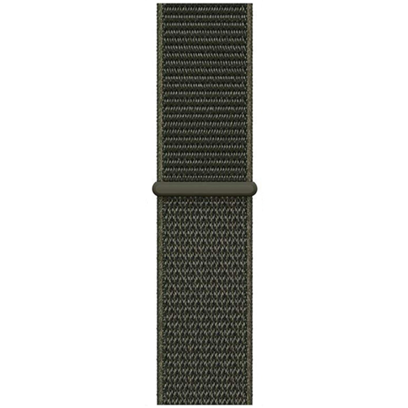 Nylon Szíj Apple Watch 42/44mm Cargo Khaki