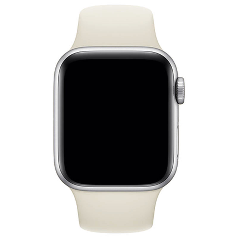 Silicone Szíj Apple Watch 42/44mm Antique Large