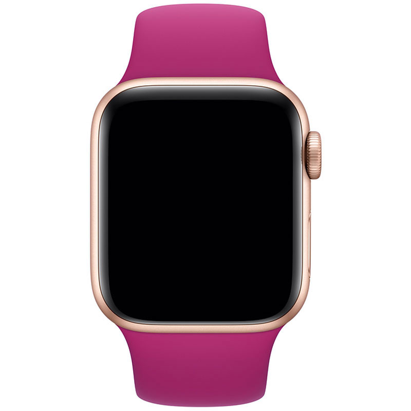 Silicone Szíj Apple Watch 42/44mm Dragon Fruit Large