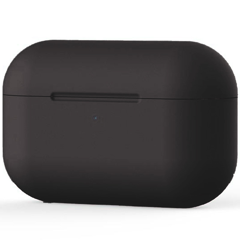 Silicone Protective Tok For Airpods Pro Black