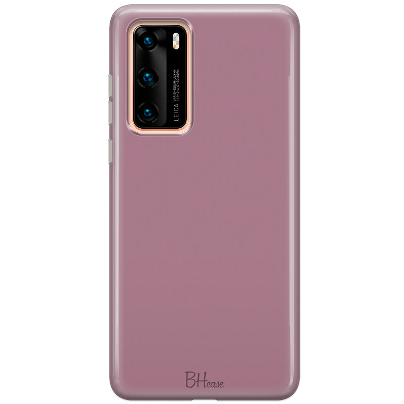 Candy Pink Color Huawei P40 tok