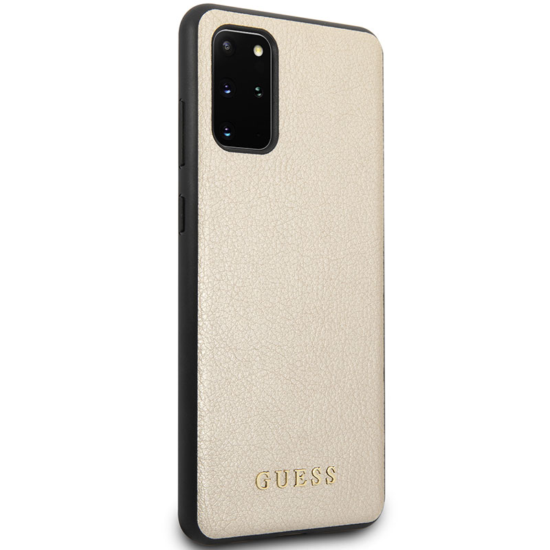 Guess Iridescent Gold Samsung S20 Plus Tok