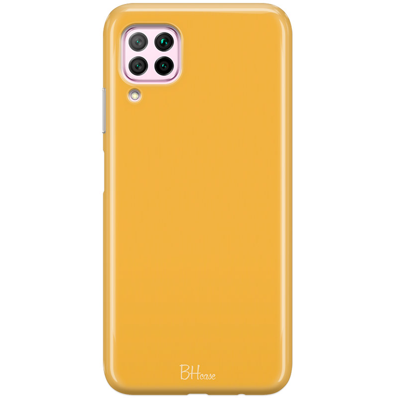 Honey Yellow Color Huawei P40 Lite Tok