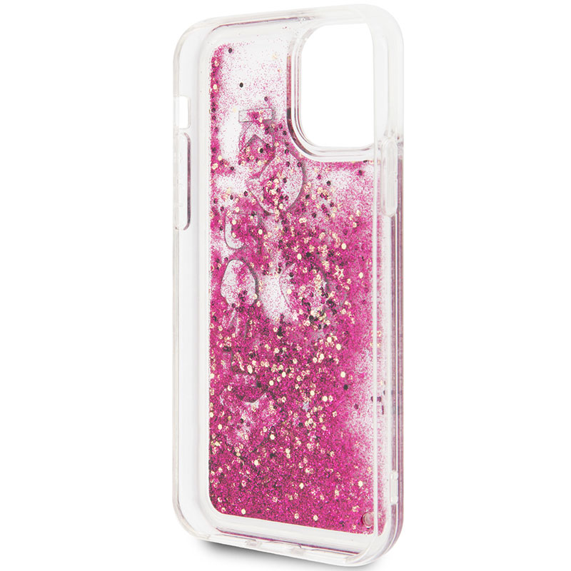Karl Lagerfeld Floating Charms Rose iPhone 11 Pro Tok