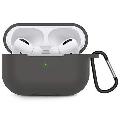 Silicone Tok Airpods Pro Protective Advanced Gray