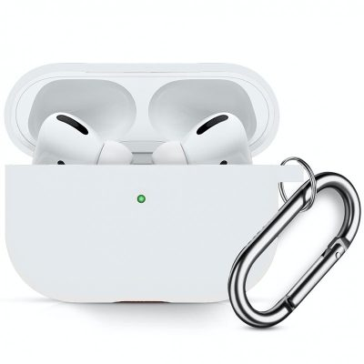 Silicone Tok Airpods Pro Protective White