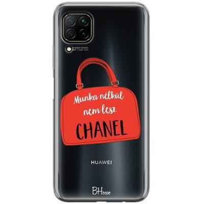 Munka Nélkül Nem Lesz Chanel Huawei P40 Lite/Nova 6 SE Tok