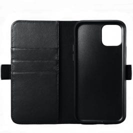 iCarer Nappa Detachable 2in1 Wallet Leather Black iPhone 11 Tok