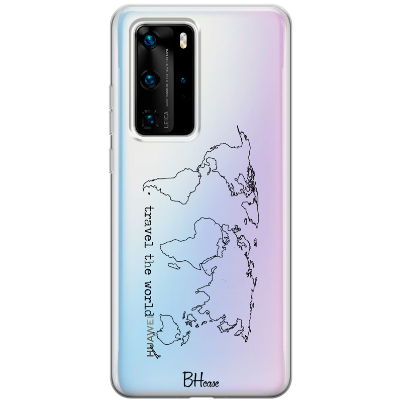 Travel The World Huawei P40 Pro tok